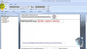 55005 6 Report Builder 3 0 Report Templates intended for Report Builder Templates