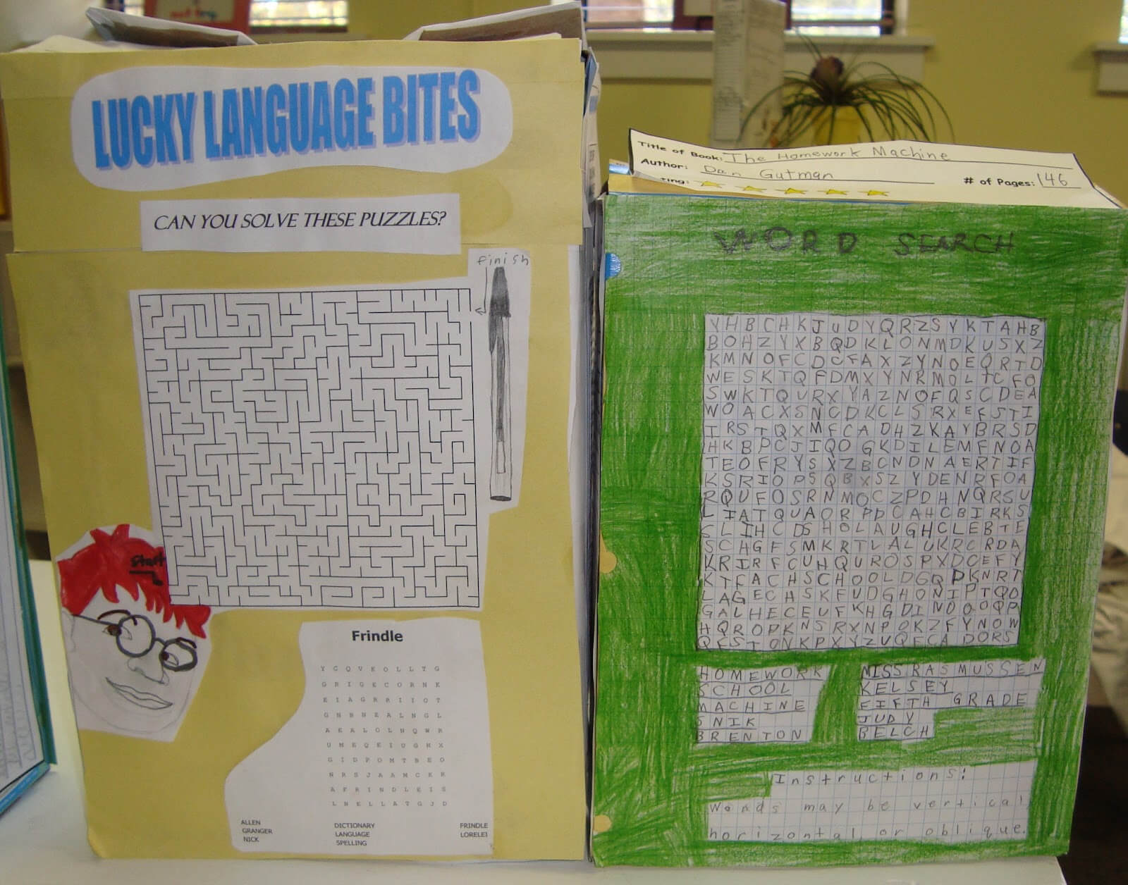 5Th And Fabulous: Cereal Box Book Reports Inside Cereal Box Book Report Template