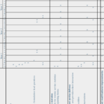 6 An Example Of A Timetable For Monitoring And Evaluation Regarding Monitoring And Evaluation Report Template