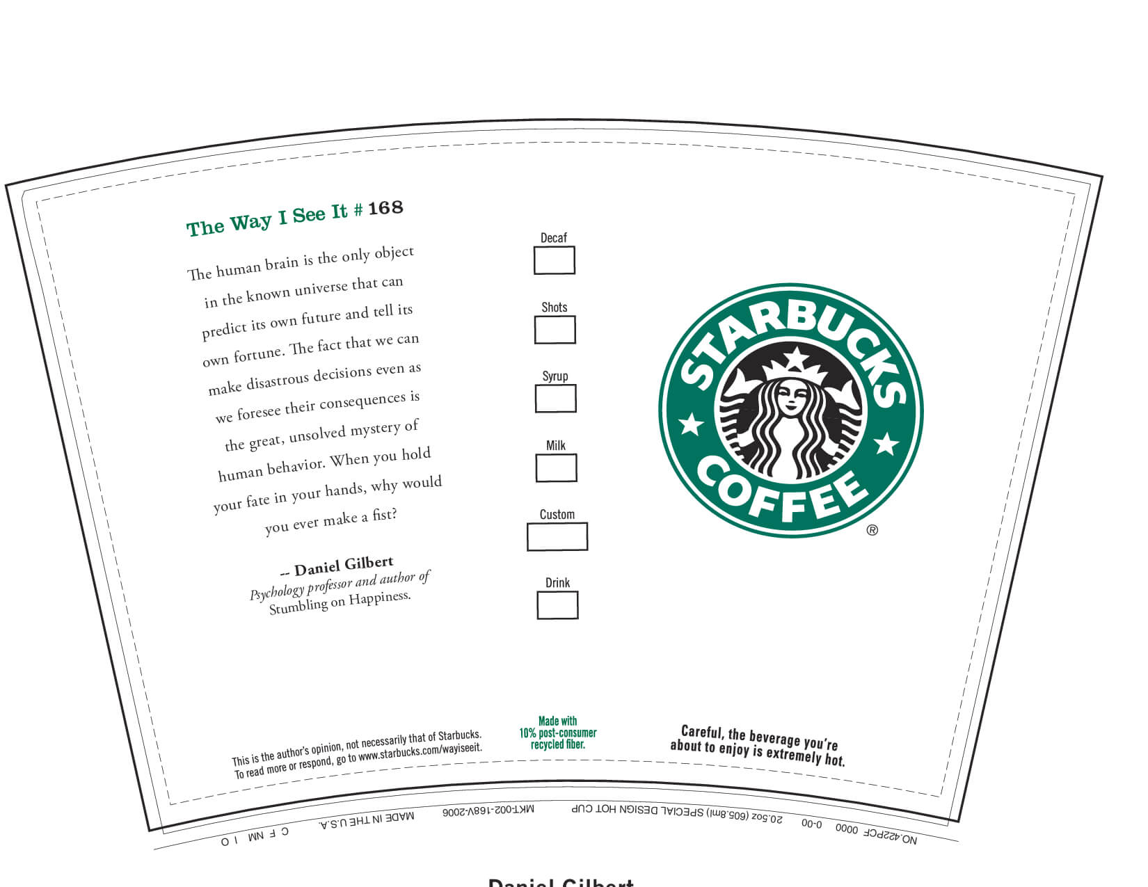 6 Best Images Of Printable Starbucks Coffee Cups – Starbucks With Starbucks Create Your Own Tumbler Blank Template