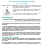 6+ Ceo Report Templates – Pdf   Free & Premium Templates Pertaining To Template On How To Write A Report