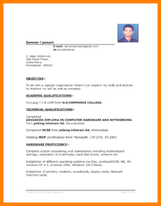 6+ Cv Templates In Word 2007 | Lobo Development intended for Resume Templates Word 2007