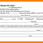 6+ Donor Card Template | Instinctual Intelligence Regarding Organ Donor Card Template