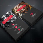 65+ Best Business Card For Photographers 2016 | Designmaz With Regard To Name Card Template Photoshop