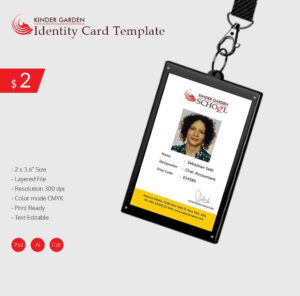 65 Best Id Card Template Free Software Download For with Media Id Card Templates
