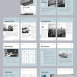 65 Fresh Indesign Templates And Where To Find More Intended For Free Indesign Report Templates