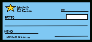7+ Blank Check Templates – Word Excel Samples with Fun Blank Cheque Template