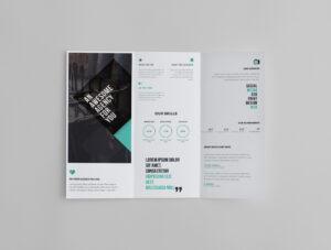 76+ Premium & Free Business Brochure Templates Psd To inside Free Illustrator Brochure Templates Download