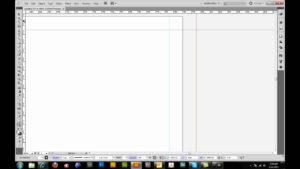 8.5X11 Tri Fold Brochure Setup In Adobe Illustrator within Tri Fold Brochure Template Illustrator