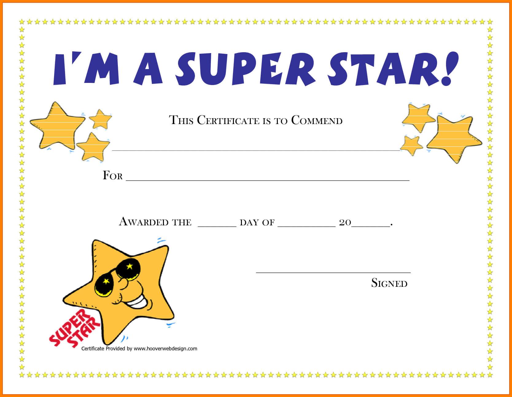 8+ Good Job Award Template | Quick Askips For Good Job Certificate Template