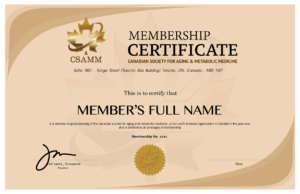 8+ Medical Membership Certificate Templates – Pdf | Free in New Member Certificate Template