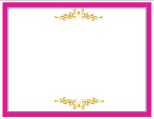A Collection Of Free Certificate Borders And Templates Pertaining To Pageant Certificate Template