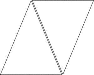A Flag Tutorial | Printables | Triangle Banner, Banner throughout Free Triangle Banner Template