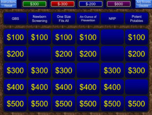 A Free Powerpoint Jeopardy Template For The Classroom. Keeps pertaining to Jeopardy Powerpoint Template With Score