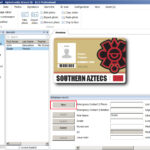 A Guide On How To Create And Edit Records In Alphacard For High School Id Card Template