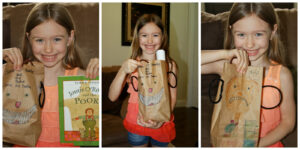 A Learning Journey: Paper Bag Book Report with Paper Bag Book Report Template