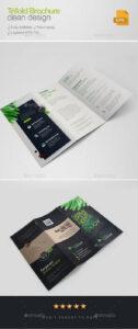 A4 Tri Fold Brochure Template Illustrator Tri Fold Brochure inside Free Illustrator Brochure Templates Download
