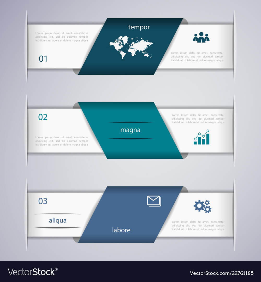 Abstract Green Web Banner Design Template Inside Website Banner Templates Free Download