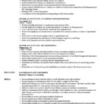 Accountants Report Template Accountant Compilation Letter Within Forensic Accounting Report Template