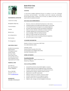 Accounts Cv Format Gese Ciceros Co Report Accountants intended for Forensic Accounting Report Template