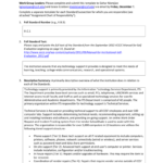Accreditation Show Cause Report Template Work Group Leaders With Technical Support Report Template