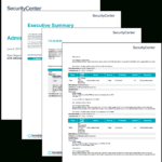Admin Discovery Report – Sc Report Template   Tenable® With Nessus Report Templates