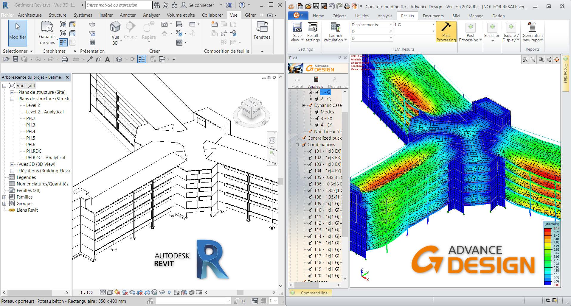 Advance Design - Graitec Regarding Fea Report Template