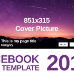 Advanced Facebook Page Template 2015 Inside Photoshop Facebook Banner Template
