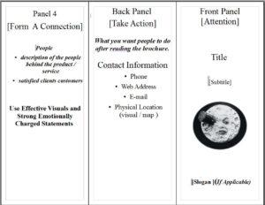 Aida For Brochures – Dark Pines Media within Student Brochure Template