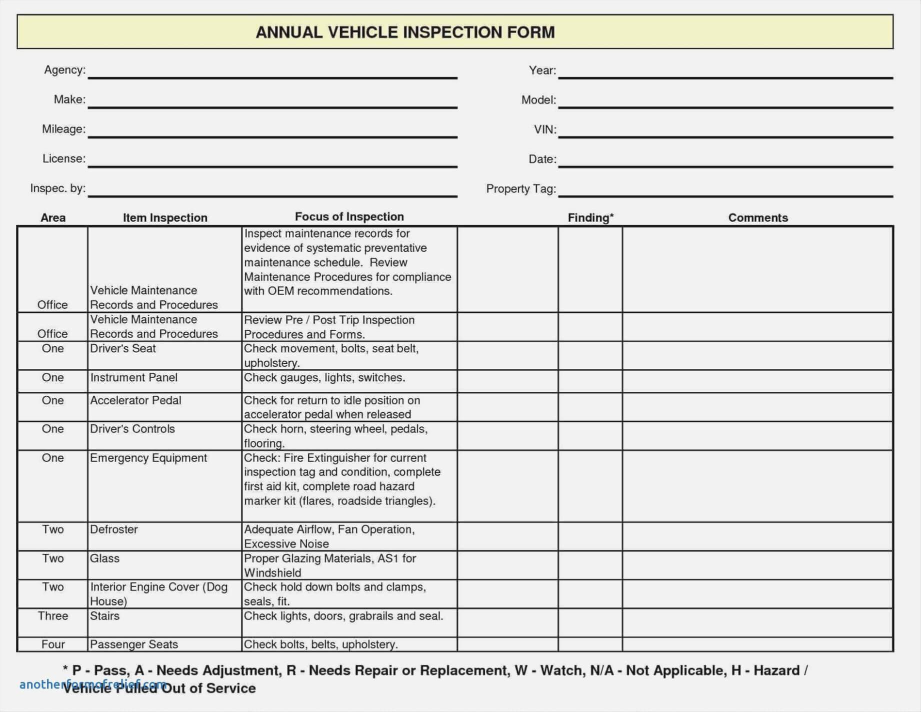 Air Balance Report Template Best Air Balance Report Template For Air Balance Report Template