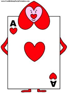 Alice In Wonderland Card Soldiers Printable Cutout throughout Alice In Wonderland Card Soldiers Template