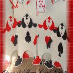 Alice In Wonderland Queen Of Hearts Card Soldiers Intended For Alice In Wonderland Card Soldiers Template