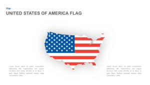 American Flag Powerpoint Template And Keynote Slide in American Flag Powerpoint Template