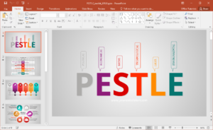 Animated Pestle Analysis Presentation Template For Powerpoint inside Pestel Analysis Template Word