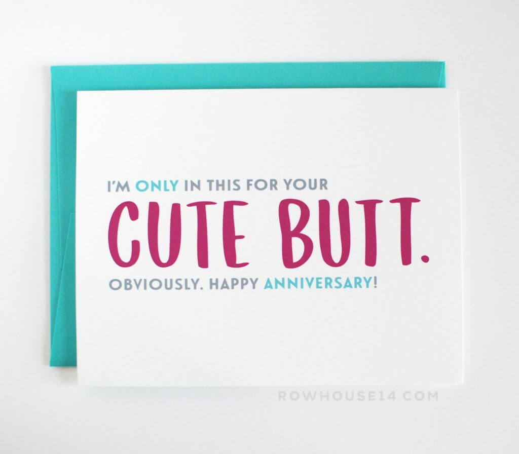 Anniversary. Free Printable Funny Anniversary Cards Design regarding Template For Anniversary Card