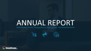 Annual Report Template For Powerpoint throughout Sales Report Template Powerpoint