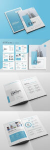 Annual Report Template Word Customizable Design Templates Regarding Annual Report Template Word Free Download