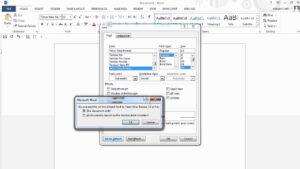 Apa: Formatting Microsoft Word 2013 Documents inside Apa Format Template Word 2013