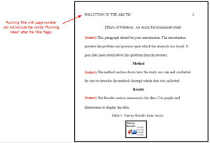 Apa Formatting Rules For Your Paper for Apa Research Paper Template Word 2010