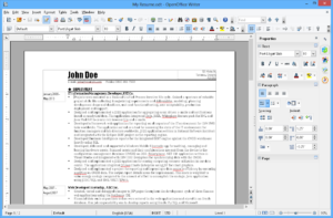 Apache Openoffice Writer inside Open Office Index Card Template