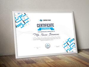 Apollo Landscape Certificate Template | Certificates within Landscape Certificate Templates