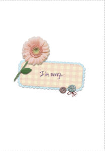 Apology #card Free Printable I'm Sorry | Apology Cards regarding Sorry Card Template