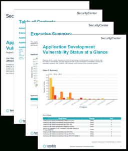 Application Development Summary Report – Sc Report Template pertaining to Development Status Report Template
