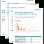 Application Development Summary Report – Sc Report Template Within Template For Summary Report
