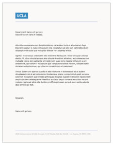 Applied Physics Letter Template Examples   Letter Template inside Applied Physics Letters Template Word