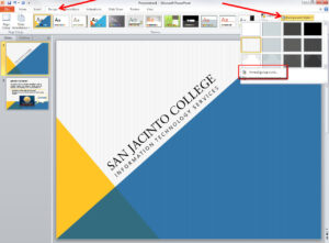 Applying And Modifying Themes In Powerpoint 2010 throughout How To Change Powerpoint Template
