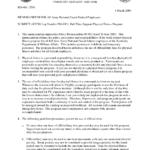 Army Memorandum Templates – Word Excel Fomats Pertaining To Army Memorandum Template Word