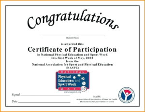 Athletic Certificate Template Brochure Templates Sports Word throughout Sports Award Certificate Template Word