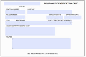 Auto Insurance Card Template Free Download Five Top Risks for Auto Insurance Card Template Free Download