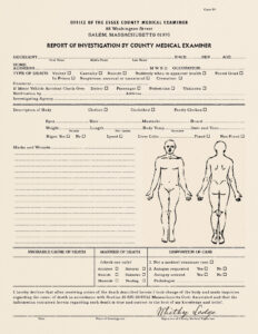 Autopsy Report Ate Gese Ciceros Co Pdf Blank Coroners Sample throughout Autopsy Report Template
